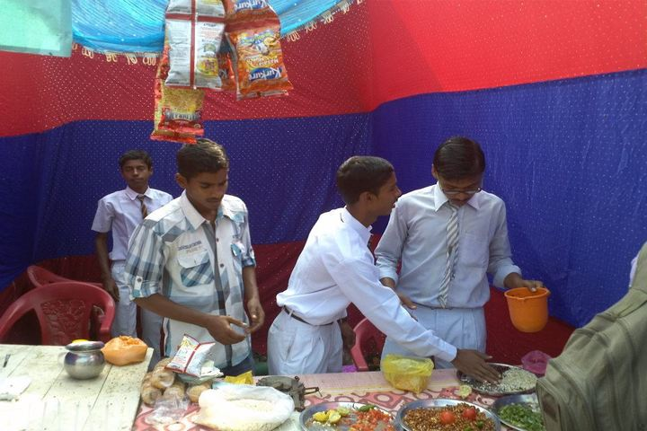 St Johns Residential Public School-Food Fest