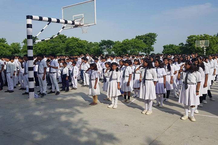 Jawahar Navodaya Vidyalaya-Basket Ball Ground