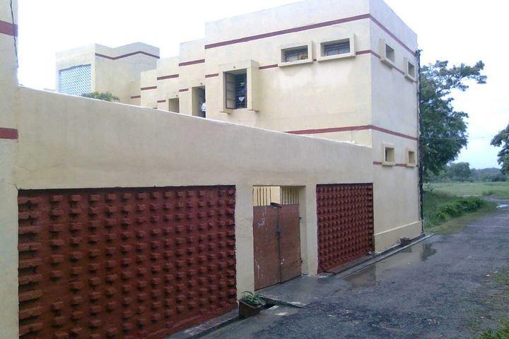 Jawahar Navodaya Vidyalaya-Gate View