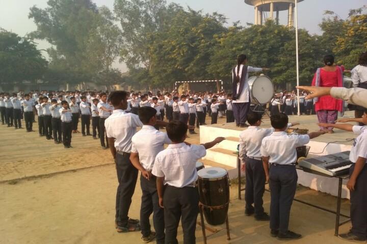 Jawahar Navodaya Vidyalaya-Independence Day