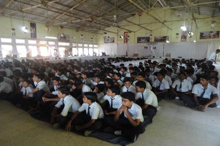 Jawahar Navodya Vidyalaya-Auditorium