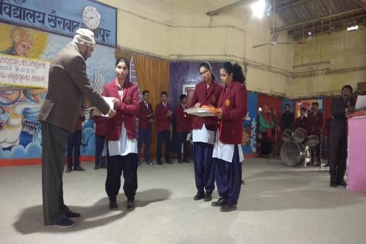 Jawahar Navodya Vidyalaya-Certificate Distribution