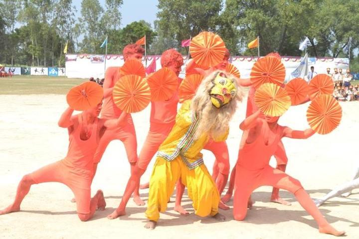 Jawahar Navodya Vidyalaya-Holi Celebrations