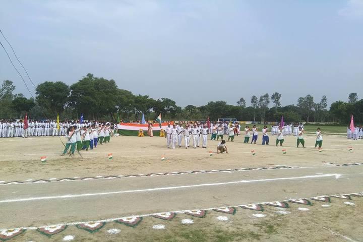 Jawahar Navodya Vidyalaya-Independence Day Celebrations