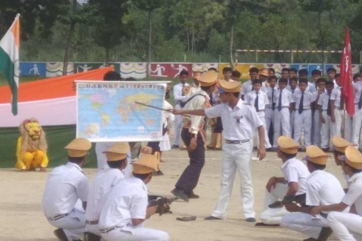 Jawahar Navodya Vidyalaya-Republic Day Celebrations
