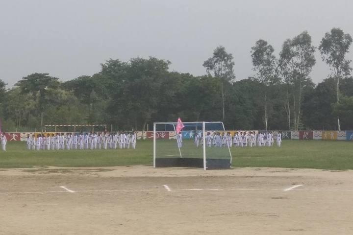 Jawahar Navodya Vidyalaya-School Play Ground