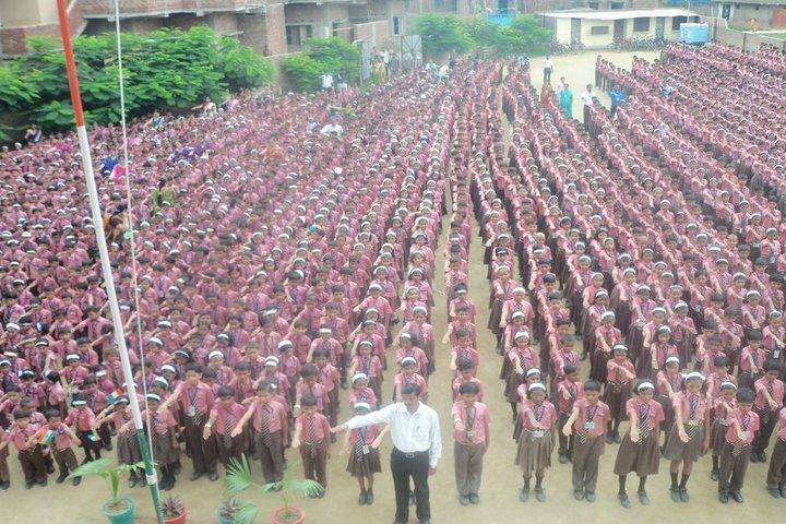 ST Joseph Academy-Assembly