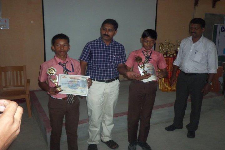 ST Joseph Academy-Certification