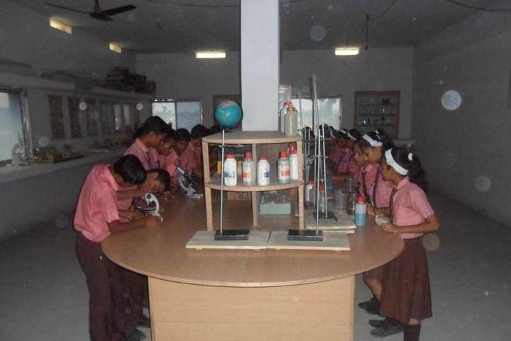 ST Joseph Academy-Chemistry Labs