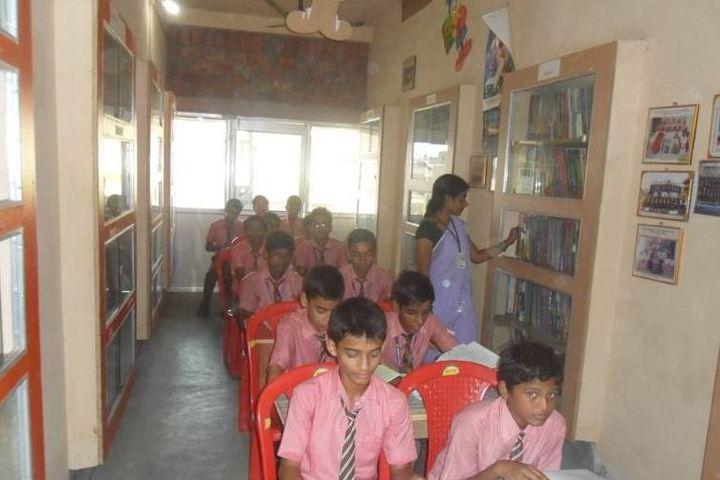 ST Joseph Academy-Library