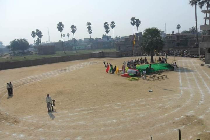 ST Joseph Academy-Play Area
