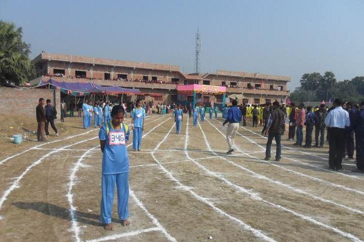 ST Joseph Academy-Sports Day