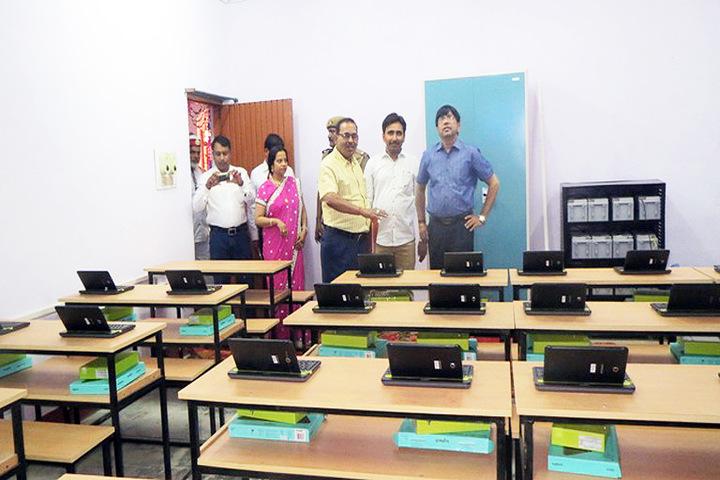 Jawahar Navodaya Vidyalaya-Smart Classrooms