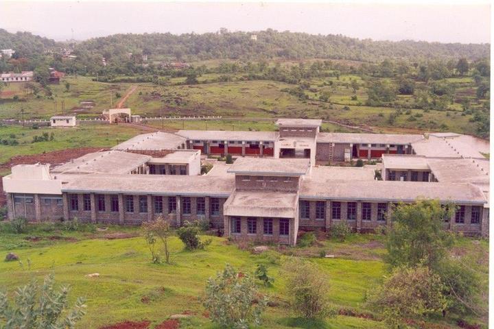 Jawahar Navodaya Vidyalaya-School Arial View