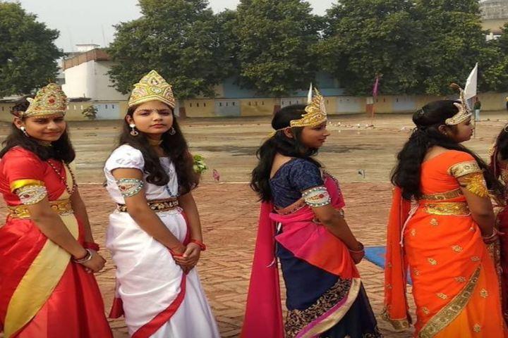 Jawahar Navodaya Vidyalaya  - Poonam Celebrations