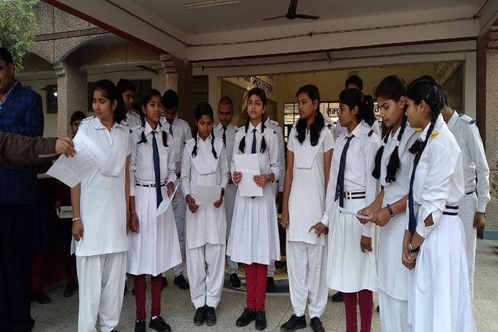 Jawahar Navodaya Vidyalaya - Group Activity