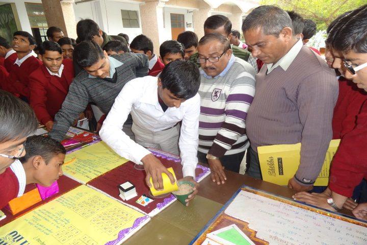 Jawahar Navodaya Vidyalaya - Math Event