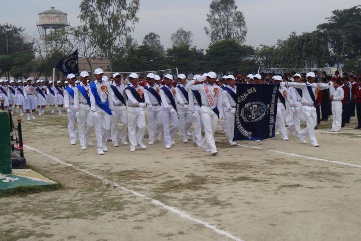 Jawahar Navodaya Vidyalaya - Parade