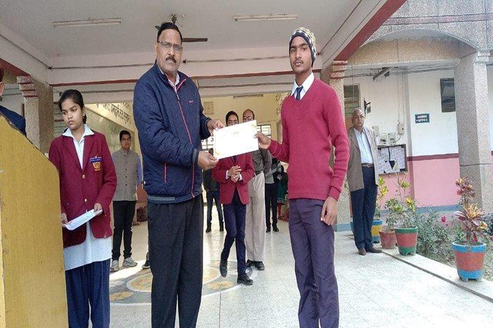 Jawahar Navodaya Vidyalaya -Certificate Distribution
