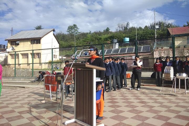 Jawahar Navodaya Vidyalaya-Speech