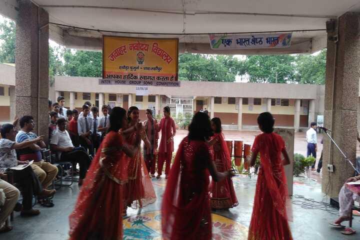 Jawahar Navodaya Vidyalaya-Club Activities