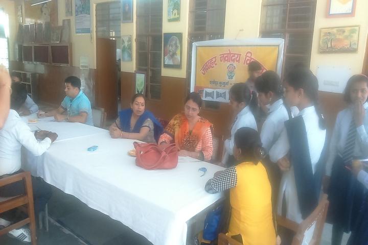 Jawahar Navodaya Vidyalaya-Other Activities