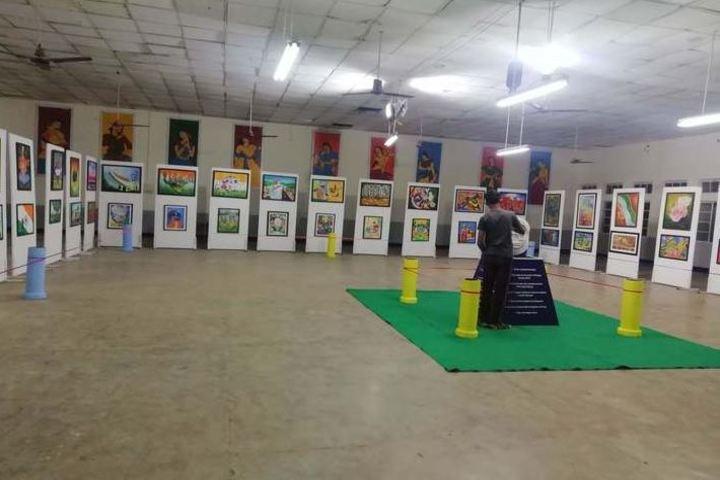 Jawahar Navodaya Vidyalaya-Art Room