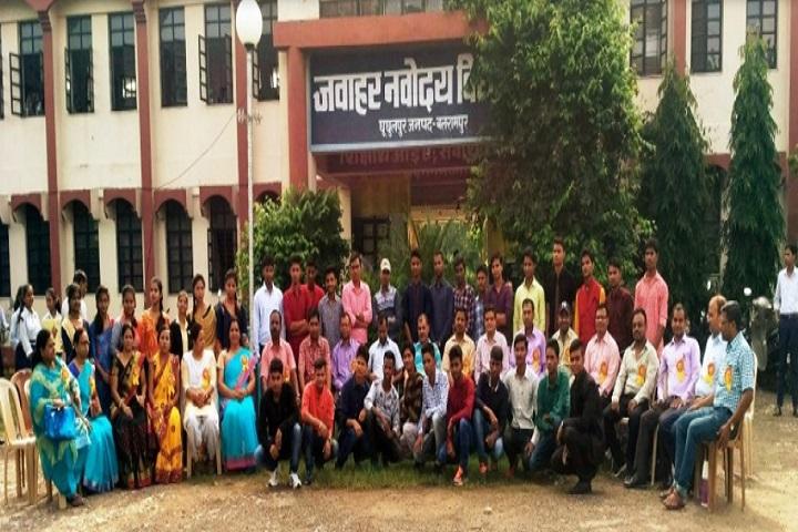 Jawahar Navodaya Vidyalaya-Group Photo
