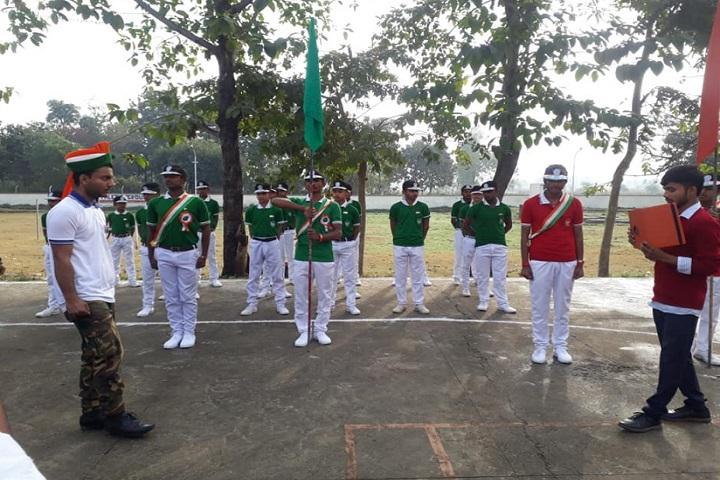 Jawahar Navodaya Vidyalaya-Republic day Parade