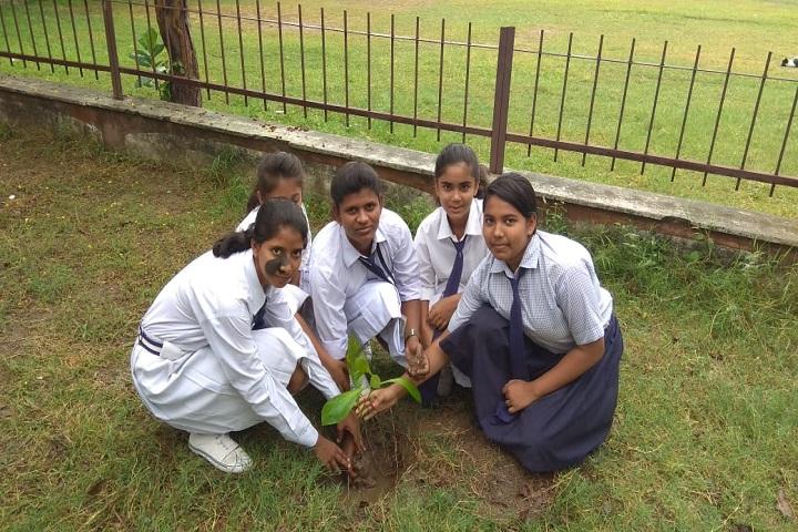 Jawahar Navodaya Vidyalaya-Green Corps