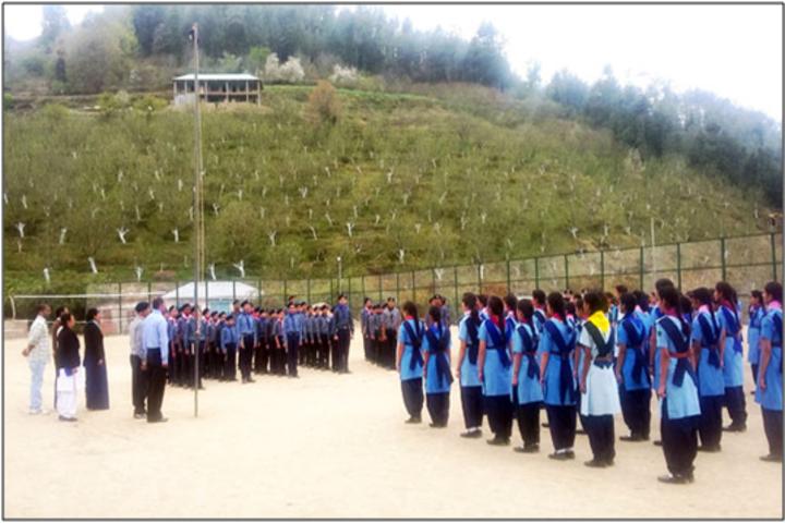 Jawahar Navodaya Vidyalaya-Scouts and Guides