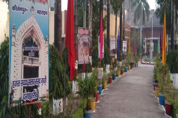 Jawahar Navodaya Vidyalaya-Campus Entrances