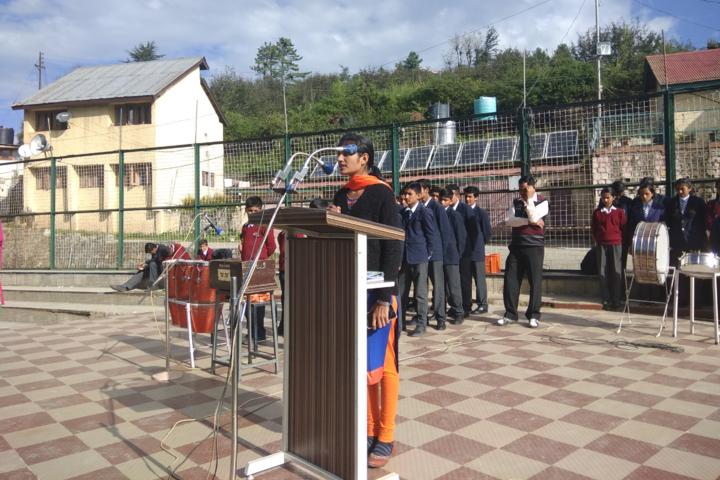 Jawahar Navodaya Vidyalaya-Activity2