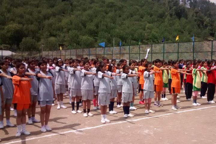 Jawahar Navodaya Vidyalaya-Oath program