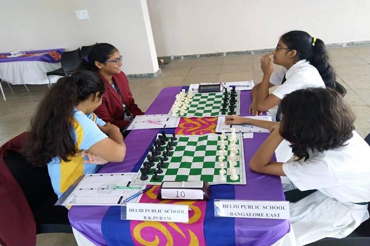 Delhi Public School - Indoor Games