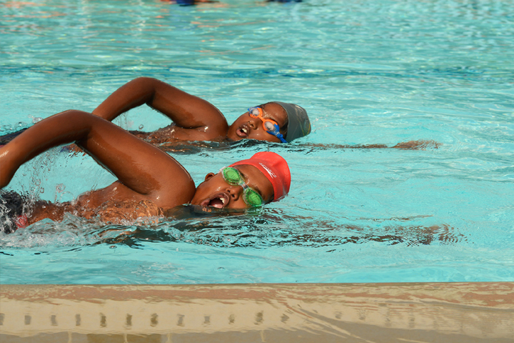 Delhi Public School - swimming Pool