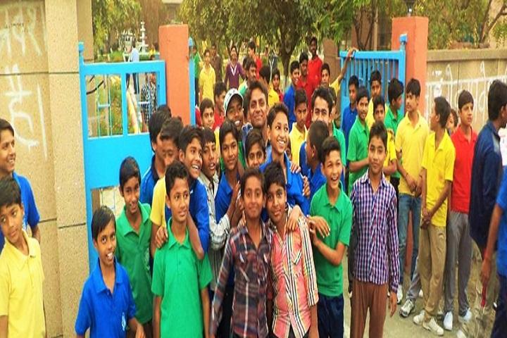 Jawahar Navodaya Vidyalaya-School Children