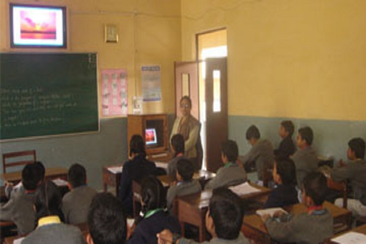 Jaypee Vidya Mandir-Class Room