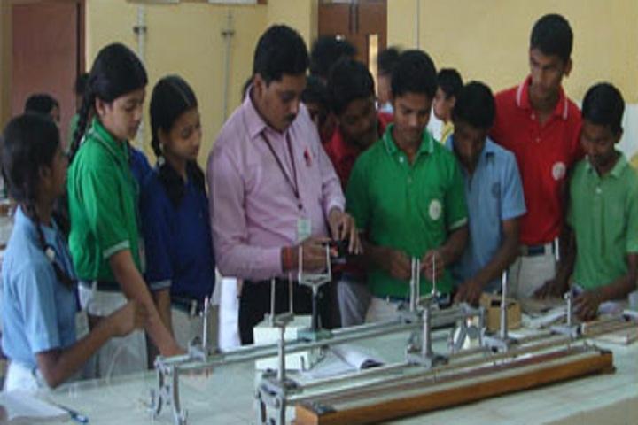 Jaypee Vidya Mandir-Labs