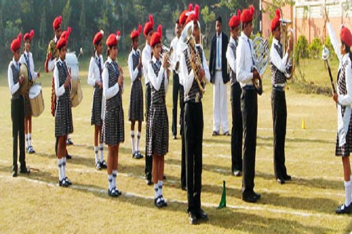 Jaypee Vidya Mandir-School Band