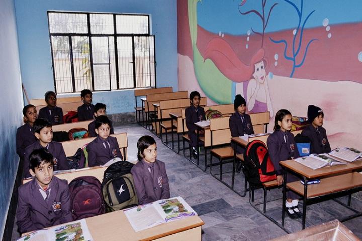 Jayotri Academy-Class-Room