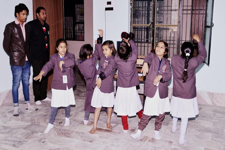 Jayotri Academy-Dance Room
