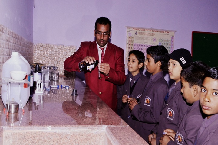 Jayotri Academy-Science Lab