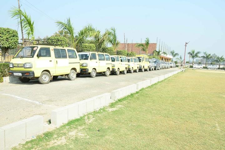 Jayotri Academy-Transport