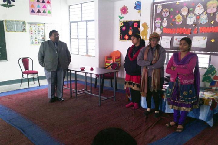 Jaypee Convent School-Activities