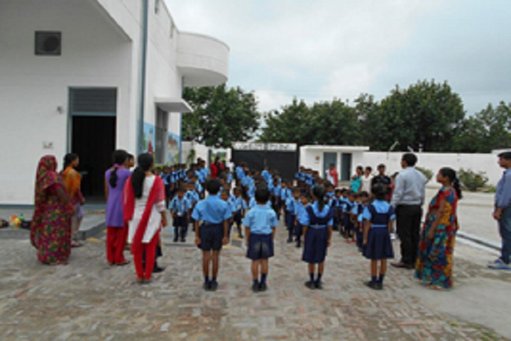 Jaypee Convent School-Assembly