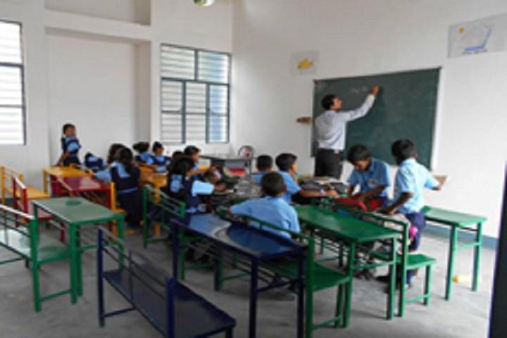 Jaypee Convent School-Class Room