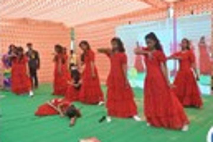 Jaypee Convent School-Group Dance
