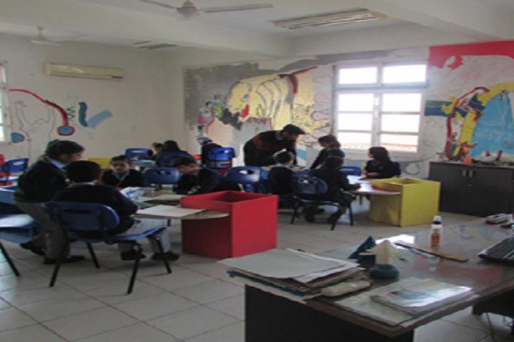 Jaypee Public School-Art Room