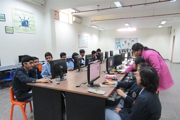 Jaypee Public School-Computer Lab